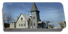 Iglesia Metodista Unida Church Portable Battery Charger