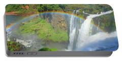 Iguazu Rainbow Portable Battery Charger