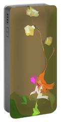 Ikebana Humoresque Portable Battery Charger