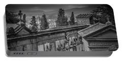 Il Cimitero E Il Duomo Portable Battery Charger