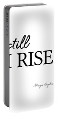 I'll Rise #minimalism 3 Portable Battery Charger