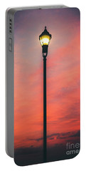 Illuminate The Night Portable Battery Charger by Colleen Kammerer