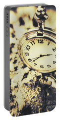Illusive Time Portable Battery Charger