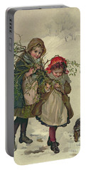 Illustration From Christmas Tree Fairy Portable Battery Charger