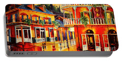 Images Of The French Quarter Portable Battery Charger