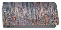 Imaginary City Portable Battery Charger