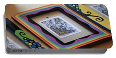 Imagination Art Shop Portable Battery Charger
