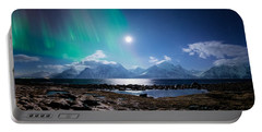 Imagine Auroras Portable Battery Charger