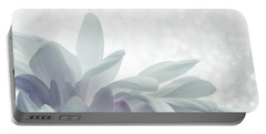 Portable Battery Charger featuring the digital art Immobility - W01c2t03 by Variance Collections