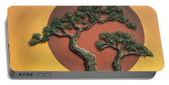 Impasto - Bonsai With Sun - One Portable Battery Charger