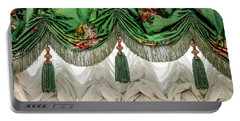 Imperial Russian Curtains Portable Battery Charger
