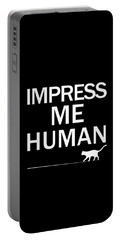 Impress Me Human Portable Battery Charger