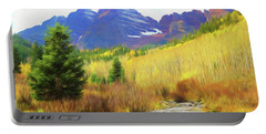 Impression, Maroon Bells Portable Battery Charger