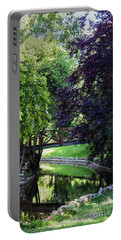 Impressionist Reminiscence  Portable Battery Charger