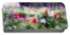 Impressionistic Photography At Meggido 2 Portable Battery Charger