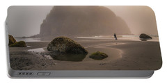 In A Fog Portable Battery Charger by Kristopher Schoenleber