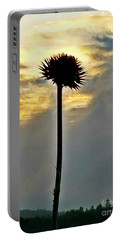Portable Battery Charger featuring the photograph In Heaven's Light by Maria Urso
