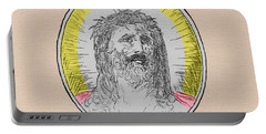 In Him We Trust Colorized Portable Battery Charger