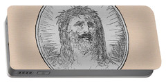 In Him We Trust Portable Battery Charger