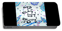 In Loving Memory Portable Battery Charger