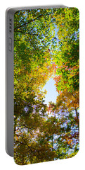Portable Battery Charger featuring the photograph In Many Colors by Parker Cunningham