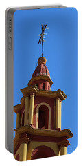 In Mexico Bell Tower Portable Battery Charger