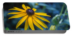 Portable Battery Charger featuring the photograph In My Garden by Arlene Carmel