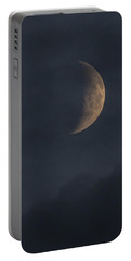 Portable Battery Charger featuring the photograph In The Blue Hours by Alex Lapidus