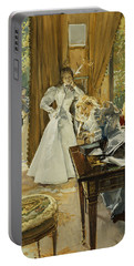 In The Drawing Room Portable Battery Charger