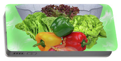 In The Kitchen-salad Portable Battery Charger