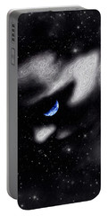 In The Quiet Of Your Mind Portable Battery Charger