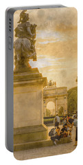 Paris, France - In The Shadow Of Glory Portable Battery Charger