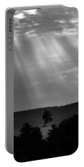 Portable Battery Charger featuring the photograph In The Spotlight by Bill Wakeley