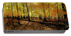 In The The Woods, Fall  Portable Battery Charger