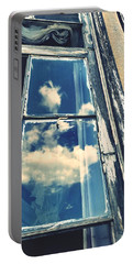 In Through The Clouds Portable Battery Charger