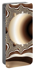 Into The Circle Art Portable Battery Charger