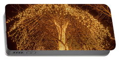 Incandescent Branches  Portable Battery Charger