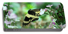Incoming Butterfly Portable Battery Charger