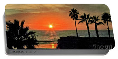 Incredible Sunset Portable Battery Charger