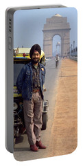 India Gate Portable Battery Charger