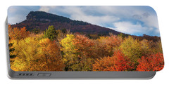Indian Head Autumn Portable Battery Charger
