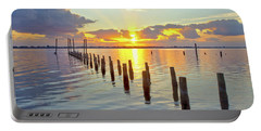 Indian River Sunrise Portable Battery Charger