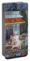 Indian Romance Portable Battery Charger