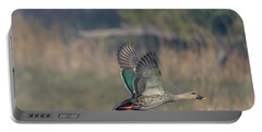 Indian Spot-billed Duck 03 Portable Battery Charger