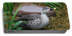 Indian Spot-billed Duck Portable Battery Charger