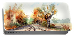 Indian Summer I Portable Battery Charger