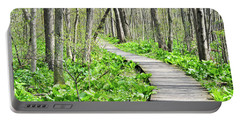 Indiana Dunes Great Green Marsh Boardwalk Portable Battery Charger