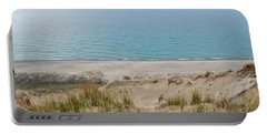 Indiana Dunes National Lakeshore Evening Portable Battery Charger