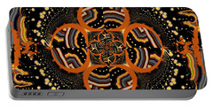 Indigenous Galaxy Portable Battery Charger by Jim Pavelle