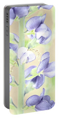 Indigo Mirage Portable Battery Charger by Tim Good